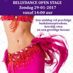 Bellydance Open Stage 1st Edition